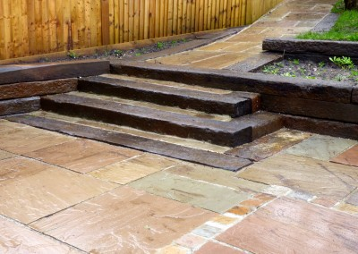 Stone paving and landscaping ideas