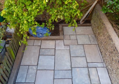Patios and stone paving landscaping ideas